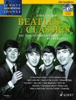 BEATLES CLASSICS. THE 14 MOST FAMOUS SONGS BY THE BEATLES, ALTO SAXOPHONE + CD (D. JUCHEM)