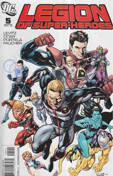 Levitz, Paul, Cinar, Yildiray, Francis Portela - Legion of Super-Heroes 5. [antikvár]