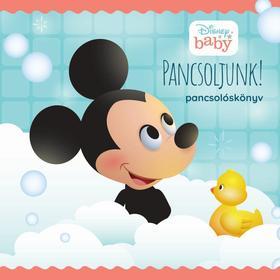 Disney Baby - Pancsoljunk! (pancsolóskönyv)