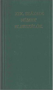 Györffy Miklós - XIX. századi német elbeszélők [antikvár]