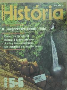 Anderle Ádám - História 2002/5-6. [antikvár]