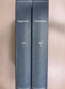 Baracs Dénes - Magyarország 1979. január-december I-II. [antikvár]