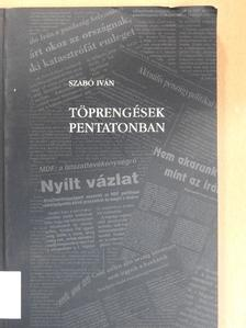 Szabó Iván - Töprengések pentatonban [antikvár]