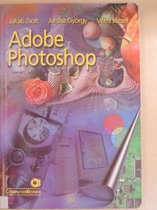 Jakab Zsolt - Adobe Photoshop [antikvár]
