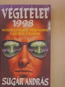 Sugár András - Végítélet 1998 [antikvár]