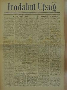 Czímer József - Irodalmi Ujság 1956. június 16. [antikvár]