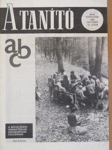 Balogh Viktória - A Tanító 1985. október [antikvár]