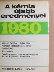 Fitos Ilona - A kémia újabb eredményei 46. [antikvár]