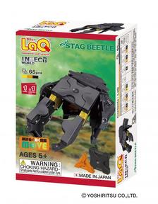 LaQ - Insect World STAG BEETLE (65 db)