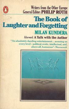 Milan Kundera - The Book of Laughter and Forgetting [antikvár]