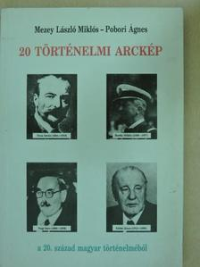 Mezey László Miklós - 20 történelmi arckép [antikvár]