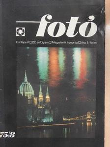 Csáti Béla - Fotó 1975. augusztus [antikvár]