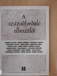 Ambrus Zoltán - A századforduló magyar elbeszélői [antikvár]