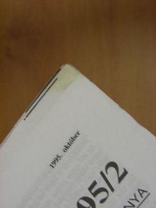 Leányfalusi Károly - Értesítő 1995/2. [antikvár]