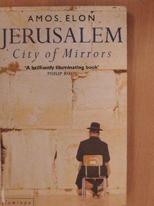 Amos Elon - Jerusalem [antikvár]