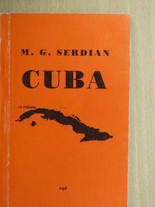 M. G. Serdian - Cuba [antikvár]