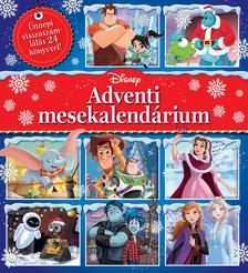 Disney - Disney: Adventi mesekalendárium