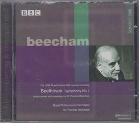 BEETHOVEN - SYMPHONY NO.7 / BEECHAM CD