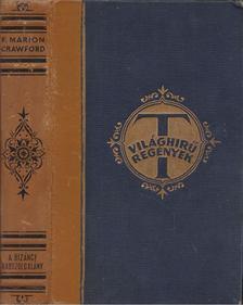 Crawford, F. Marion - A bizánci rabszolgalány [antikvár]