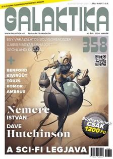 Katalin (főszerk.) Mund - Galaktika 358 [eKönyv: pdf]