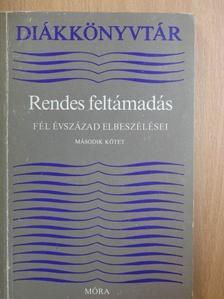 Barta Sándor - Rendes feltámadás II. (töredék) [antikvár]