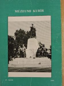 Balassa Iván - Múzeumi kurír 1995/67. [antikvár]