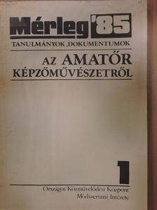 Aleksander Jackowski - Mérleg 1985/1-3. [antikvár]