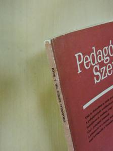 Bakornyiné Vince Ágnes - Pedagógiai Szemle 1983. március [antikvár]