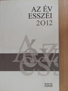 Ágh István - Az év esszéi 2012 [antikvár]