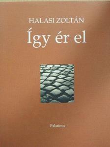 Halasi Zoltán - Így ér el [antikvár]