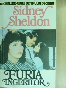 Sheldon Sidney - Furia ingerilor [antikvár]