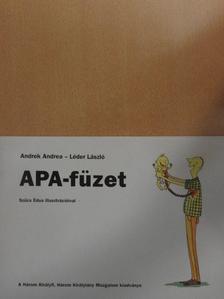 Andrek Andrea - Apa-füzet [antikvár]
