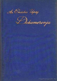 Kabos Ede - Az érdekes ujság dekameronja IV. kötet [antikvár]