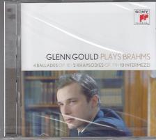 BRAHMS... - GLENN GOULD PLAYS BRAHMS 2CD