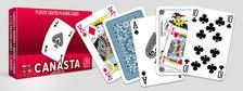 Cartamundi - Canasta dupla kártya 110 lapos
