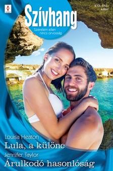 Taylor Louisa Heaton; Jennifer - Szívhang 612.-613. - Lula, a különc; Árulkodó hasonlóság [eKönyv: epub, mobi]