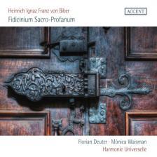 BIBER - FIDICIUM SACRO-PROFANUM CD DEUTER, WAISMAN