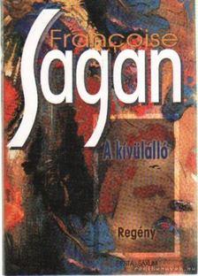 Francoise Sagan - A kívülálló [antikvár]