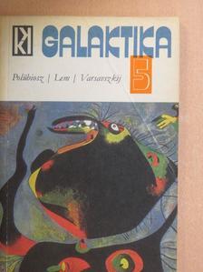 Stanislaw Lem - Galaktika 5. [antikvár]