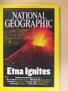 Michael Klesius - National Geographic February 2002 [antikvár]
