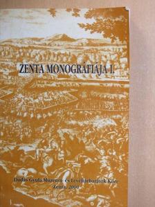 Dobos János - Zenta monográfiája I. [antikvár]