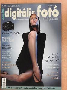 Kertész Ákos - Digitális Fotó Magazin 2005. április [antikvár]