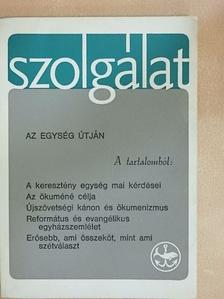 Békés Gellért - Szolgálat 1980. Kisboldogasszony [antikvár]