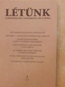 Bálint István - Létünk 2007/4. [antikvár]