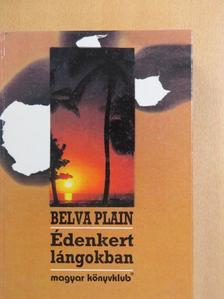 Belva Plain - Édenkert lángokban [antikvár]