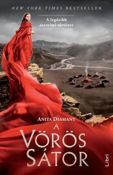 Anita Diamant - A vörös sátor [eKönyv: epub, mobi]