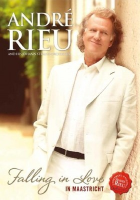 FALLING IN LOVE IN MAASTRICHT DVD ANDRÉ RIEU
