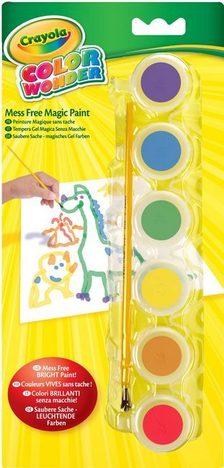 Crayola Color Wonder Maszatmentes festék utántöltő