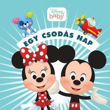Disney Baby - Egy csodás nap (zörgős textil könyv)