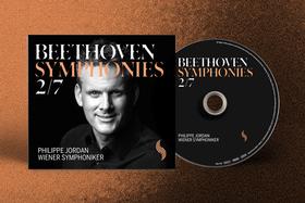 BEETHOVEN - SYMPHONIES 2&7 CD PHILIPPE JORDAN